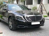 Bán ô tô Mercedes S400L đời 2015, màu đen ít sử dụng giá 2 tỷ 810 tr tại Hà Nội