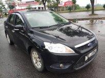 Cần bán gấp Ford Focus 1.8MT đời 2010, màu đen xe gia đình giá 285 triệu tại Hà Tĩnh