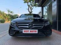 Bán xe Mercedes-Benz E class sản xuất 2017 màu đen cực mới giá 2 tỷ 500 tr tại Hà Nội