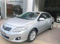 Bán Toyota Corolla Altis 1.8 đời 2009, màu bạc  giá 415 triệu tại Hải Phòng