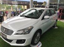 Bán Suzuki Ciaz sản xuất 2018, màu trắng, nhập khẩu nguyên chiếc, giá chỉ 499 triệu giá 499 triệu tại Hải Phòng