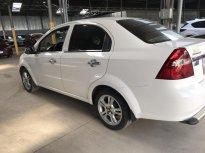 Bán Chevrolet Aveo LT 1.5MT màu trắng, số sàn, sản xuất 2014, biển Sài Gòn giá 286 triệu tại Tp.HCM