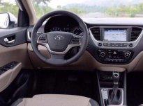 Cần bán Hyundai Accent 1.4 đời 2018, màu bạc giá 555 triệu tại Tp.HCM
