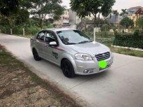 Cần bán lại xe cũ Daewoo Gentra MT 2008, màu bạc giá 195 triệu tại Trà Vinh