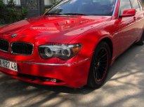 Bán xe BMW 7 Series 730LI năm sản xuất 2006, gia đình sử dụng kỹ giá 485 triệu tại Tp.HCM