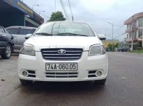 Bán Daewoo Gentra sản xuất 2007, màu trắng còn mới giá 155 triệu tại Quảng Ngãi