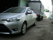 Bán xe Toyota Vios màu ghi bạc, xe trước mua mới, sản xuất T9 năm 2016 giá 465 triệu tại Tp.HCM