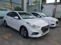 Bán Hyundai Accent AT năm sản xuất 2018, màu trắng, nhập khẩu giá 540 triệu tại Cần Thơ