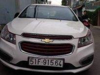 Cần bán lại xe Chevrolet Cruze sản xuất 2016, màu trắng giá 450 triệu tại Tp.HCM