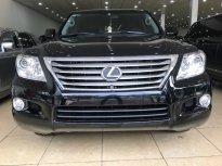 Bán Lexus LX 570 đời 2010, màu đen, nhập khẩu nguyên chiếc giá 2 tỷ 750 tr tại Hà Nội