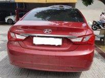Bán Sonata 2011, màu đỏ, đúng chất, biển SG số đôi, giá TL, hỗ trợ góp giá 546 triệu tại Tp.HCM