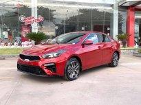 Bán ô tô Kia Cerato 1.6 AT Delu sản xuất năm 2018, màu đỏ, giá tốt giá 635 triệu tại Tp.HCM