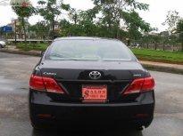 Cần bán Toyota Camry 2.4 G 2011, màu đen, 690tr giá 690 triệu tại Thái Nguyên