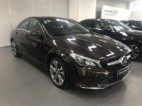 Chạy doanh số Mercedes CLA200 cũ- qua sử dụng hết giá 12/2018 chính hãng, giao ngay giá 1 tỷ 499 tr tại Tp.HCM