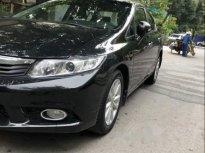 Cần bán lại xe Honda Civic 2013, màu đen số tự động giá 532 triệu tại Hà Nội