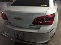 Xe Chevrolet Cruze LT năm 2016, màu trắng, xe nhập xe gia đình  giá 430 triệu tại Tp.HCM