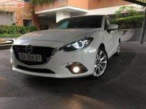 Cần bán lại xe Mazda 3 sản xuất 2015, màu trắng chính chủ giá 625 triệu tại Hà Nội