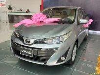 Bán xe Toyota Vios 1.5G năm 2018, màu bạc giá 606 triệu tại Đồng Nai