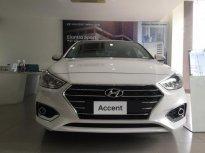 Hyundai Accent AT, màu trắng, xe giao ngay trước tết, giá KM kèm quà tặng hấp dẫn, hỗ trợ vay lãi suất ưu đãi. LH: 0903175312 giá 509 triệu tại Tp.HCM