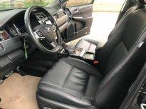 Cần bán lại xe Toyota Camry sản xuất năm 2017, màu đen giá 1 tỷ 168 tr tại Hà Nội