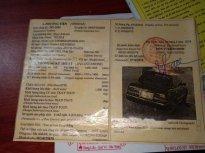 Cần bán lại xe Toyota Crown đời 1993, màu đen, giá chỉ 150 triệu giá 150 triệu tại Bắc Ninh