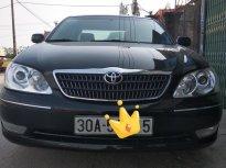 Cần bán gấp Toyota Camry G 2006, màu đen, nhập khẩu nguyên chiếc  giá 368 triệu tại Thanh Hóa