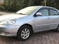 Bán xe Toyota Corolla Altis G đời 2002, màu bạc, 225 triệu giá 225 triệu tại Hà Nội