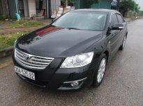 Bán ô tô Toyota Camry 3.5Q đời 2007, màu đen giá 520 triệu tại Hà Nội