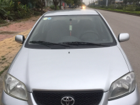 Xe Toyota Vios MT đời 2005, màu bạc, giá tốt giá 175 triệu tại Hà Nội