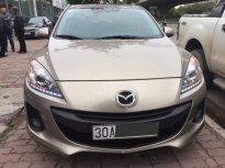 Bán xe Mazda 3 S máy 1.6L Sx 2013, xe một chủ mua mới tinh từ đầu giá 486 triệu tại Hà Nội