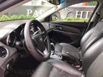 Bán Daewoo Lacetti CDX sản xuất 2011, màu đen như mới, 345tr giá 345 triệu tại Hà Nội