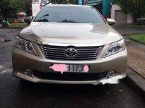 Bán Toyota Camry 2.5Q đời 2013 số tự động, màu nâu vàng giá 855 triệu tại Tp.HCM