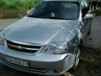 Cần bán xe Chevrolet Lacetti 1.6 đời 2011, màu bạc số sàn giá 235 triệu tại Bình Phước