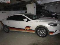 Bán Mazda 6 2.0 AT đời 2016, màu trắng, giá chỉ 780 triệu giá 780 triệu tại Hà Nội