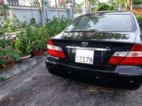 Bán Toyota Camry đời 2003, màu đen, nhập khẩu, 340tr giá 340 triệu tại Bình Dương