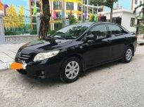 Tôi cần bán xe ô tô Toyota Corolla XLi 1.6 model 2009, sản xuất năm 2008 màu đen giá 425 triệu tại Hà Nội