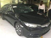 Bán ô tô Honda Civic 1.8E sản xuất năm 2018, màu đen giá 763 triệu tại Tp.HCM