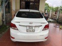 Bán Hyundai Accent đời 2012, màu trắng, xe nhập số tự động, giá chỉ 380 triệu giá 380 triệu tại Đà Nẵng