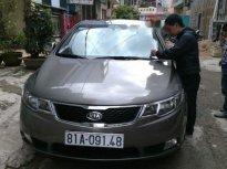 Cần bán gấp Kia Forte AT 1.6 đời 2011, xe gia đình sử dụng, đẹp long lanh giá 400 triệu tại Gia Lai