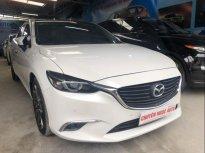 Bán xe Mazda 6 2.0 Facelift năm sản xuất 2017, màu trắng giá 879 triệu tại Hà Nội