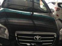 Cần bán Daewoo Gentra sản xuất năm 2006, màu đen, xe bản đủ, 1 chủ từ đầu, đi ít giá 148 triệu tại Nghệ An