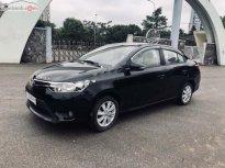 Chính chủ bán xe Toyota Vios 1.5E năm sản xuất 2015, màu đen giá 425 triệu tại Hà Nội