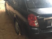 Bán xe Daewoo Lacetti đời 2010, màu đen  giá 233 triệu tại Hưng Yên