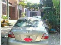 Bán xe Toyota Vios 1.5MT năm sản xuất 2010, màu bạc, chính chủ giá 254 triệu tại Phú Thọ