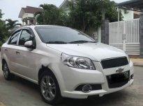 Cần bán lại xe Chevrolet Aveo năm 2015, màu trắng, giá tốt giá 295 triệu tại Ninh Thuận
