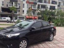 Bán xe Toyota Vios G đời 2017, màu đen, số tự động giá 540 triệu tại Hà Nội