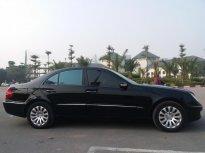 Bán ô tô Mercedes E280 năm sản xuất 2005, màu đen giá 399 triệu tại Hà Nội