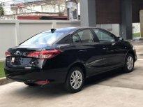 Bán ô tô Toyota Vios 1.5E MT năm 2018, màu đen giá 531 triệu tại Hải Phòng