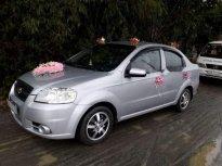 Cần bán lại xe Chevrolet Aveo MT sản xuất 2012, màu bạc, nhập khẩu nguyên chiếc, giá chỉ 235 triệu giá 235 triệu tại Quảng Nam