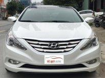 Bán Hyundai Sonata 2.0AT năm 2012, màu trắng, xe nhập giá 605 triệu tại Hà Nội